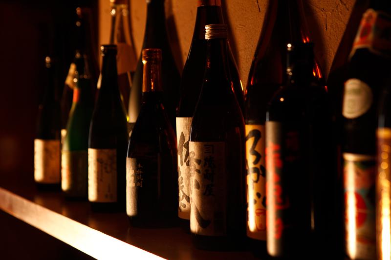 魚魯魚魯(ぎろぎろ)豊富なお酒