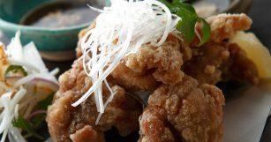 美味鶏の唐揚げ