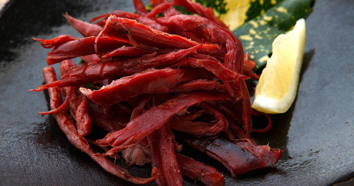 絶品 干し肉