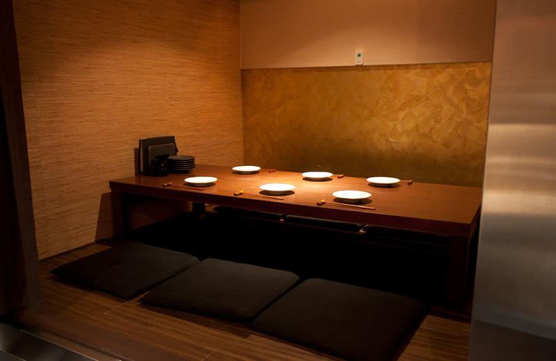 魚魯魚魯(ぎろぎろ)座敷席