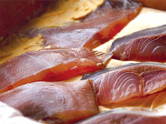 魚魯魚魯 地魚の西京漬け