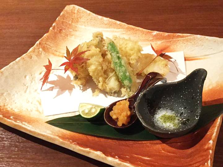 魚魯魚魯 天然うなぎ天ぷら